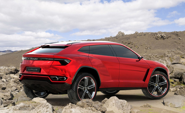 lamborghini urus could boast hurac n price tag news. Black Bedroom Furniture Sets. Home Design Ideas