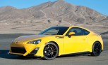 2017 Scion FR-S To Get More Power, Updated Styling