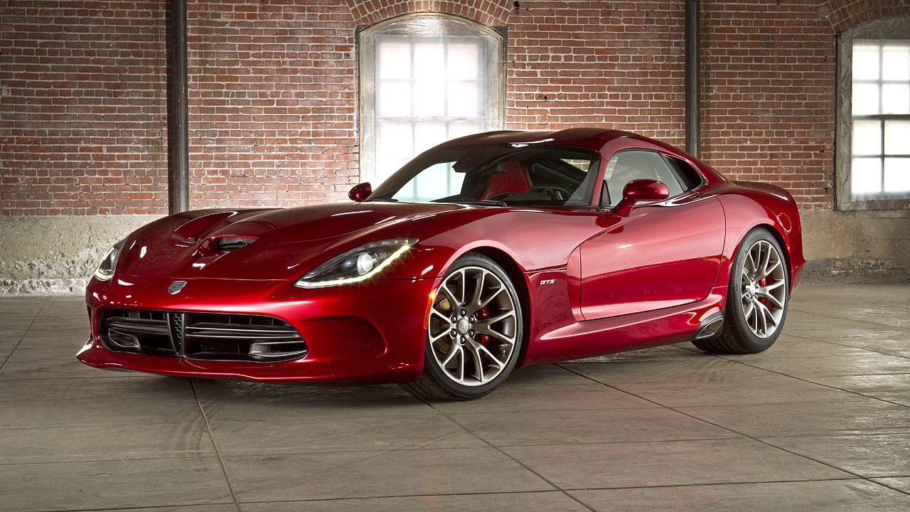 Srt Viper Recalled For Faulty Air Bag Sensor 187 Autoguide