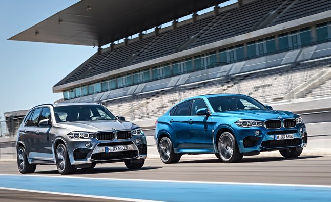 2015 BMW X5 M, X6 M Launch Into the Real World » AutoGuide ...