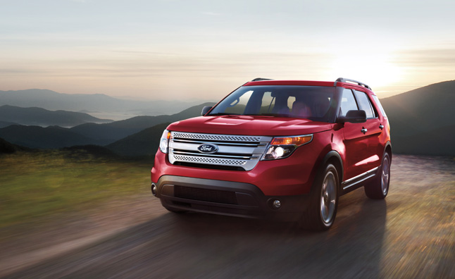 Updated 2016 Ford Explorer To Debut At La Auto Show