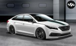 2015 Hyundai Sonata Previewed for SEMA Show