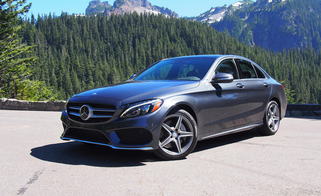 Mercedes required to correct c300 mpg ratings autoguide for Mercedes benz fuel economy