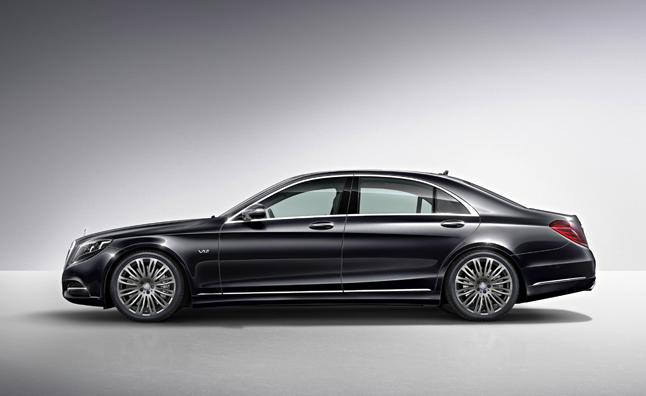Mercedes maybach bowing at 2014 la auto show autoguide for How much is a 2014 mercedes benz s550