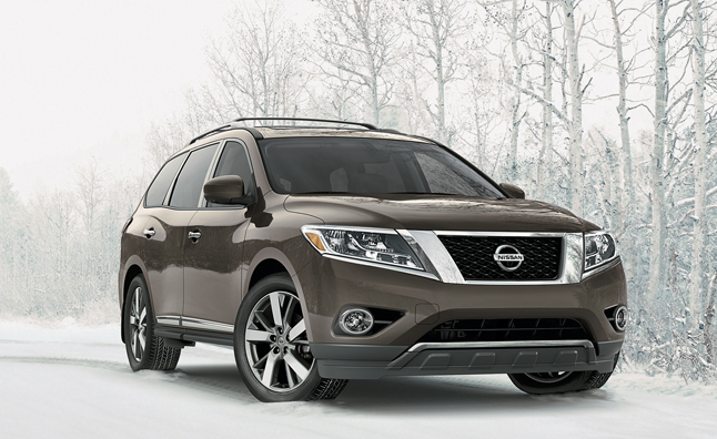 Awesome 2015 Nissan Pathfinder Priced From $30,395