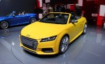 2016 Audi TT Roadster Video, First Look