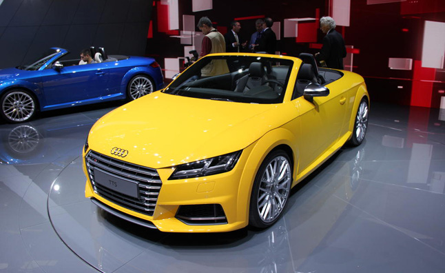 generations coming audi two tt entry up their a it get kind to coupe revamped front back the design cars way of failure new with version low is after