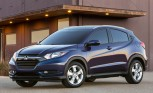 2016 Honda HR-V Gets 35 MPG Highway