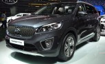 2016 Kia Sorento Unveiled in Paris