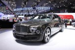 Bentley Mulsanne Speed Redefines Excess in Paris