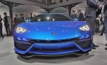 Lamborghini Asterion LPI 910-4 Concept Video, First Look