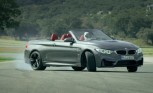 BMW M4 Convertible Commercial Banned in the UK