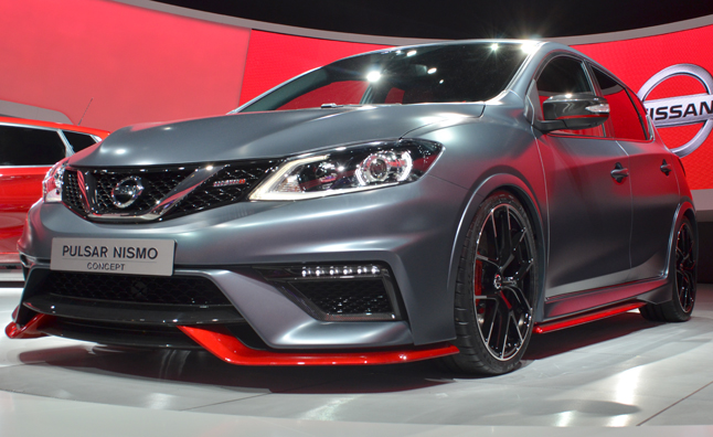 Nissan has finally unveiled the sporty hot hatch we've been asking ...