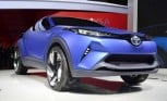 Toyota C-HR Concept Video, First Look