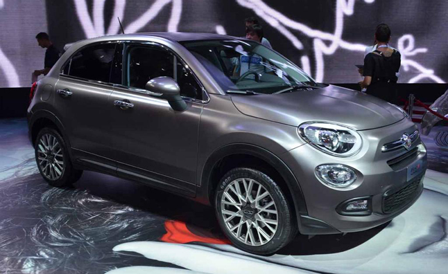 fiat 500x abarth adding spice to compact crossover news. Black Bedroom Furniture Sets. Home Design Ideas