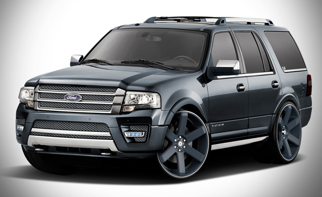 Ford Expedition Joins The Sema Fleet 187 Autoguide Com News