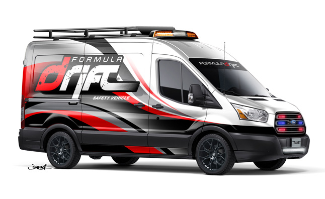 Ford Focus Off Road Tires >> Ford Transit Goes Custom for 2014 SEMA Show » AutoGuide.com News