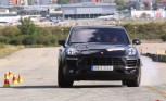 Porsche Macan Takes Infamous 'Moose Test'