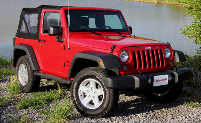 2018 jeep wrangler to gain eight speed auto news. Black Bedroom Furniture Sets. Home Design Ideas
