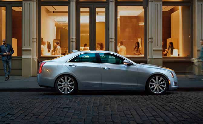 Top 10 Luxury Sedans For Under 20 000 In 2015: Top 10 Luxury Cars Under $35,000 » AutoGuide.com News