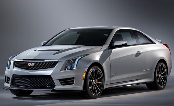 Cadillac Ats V Coupe >> Used Cadillac Ats Coupe Auto Car Release And Reviews