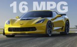 2015 Corvette Z06 Gas Mileage Released