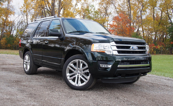 2015 Ford Expedition Review Autoguide Com