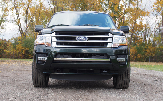 news ford expedition just became