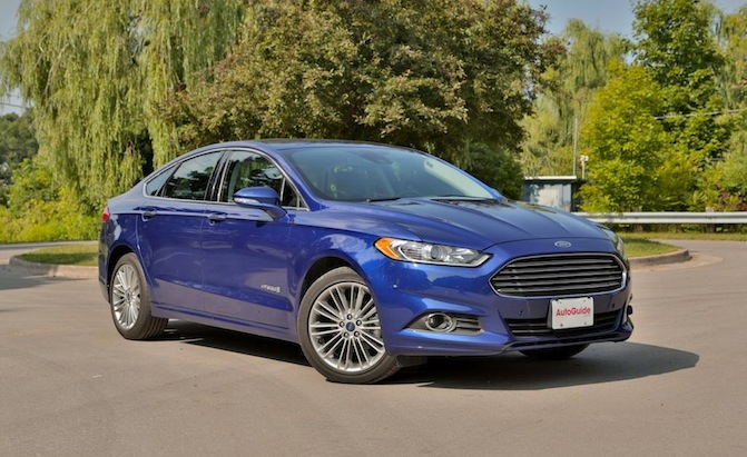 Ford Issues Recall For 65k Fusions