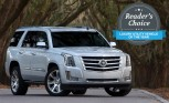 Cadillac Escalade Wins 2015 AutoGuide.com Reader's Choice Luxury Utility Vehicle of the Year Award