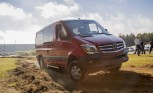 2015 Mercedes-Benz Sprinter Review