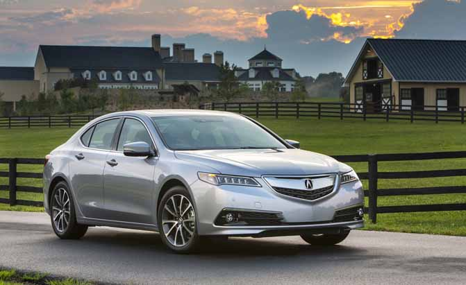 2014 Top 10 Luxury Sedans: Top 10 Luxury Cars Under $35,000 » AutoGuide.com News