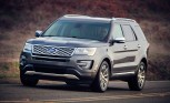 2016 Ford Explorer Priced from $31,595
