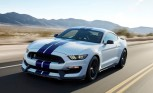 Listen to the Shelby GT350's Engine Roar
