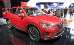 Mazda CX-5 Gets Updated for 2016 Model Year