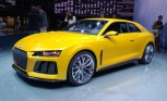 Audi Quattro Coupe Could Still be Coming