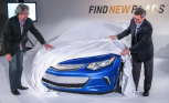 2016 Chevy Volt Teaser Reveals New Styling