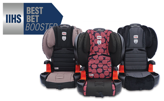IIHS Releases List of Top-Rated Booster Seats » AutoGuide.com News