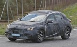 2016 Infiniti Q30 Spied Testing in Europe