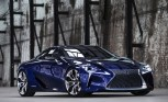 Lexus LF-LC Previews Upcoming Halo Car