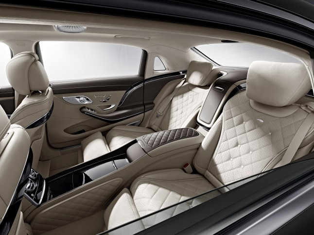 Mercedes-Maybach S600 to Bow at LA Auto Show » AutoGuide.com News