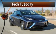 Five Things You Need to Know About the 2016 Toyota Mirai
