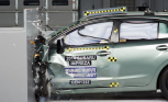 2015 Subaru Impreza Named IIHS Top Safety Pick Plus