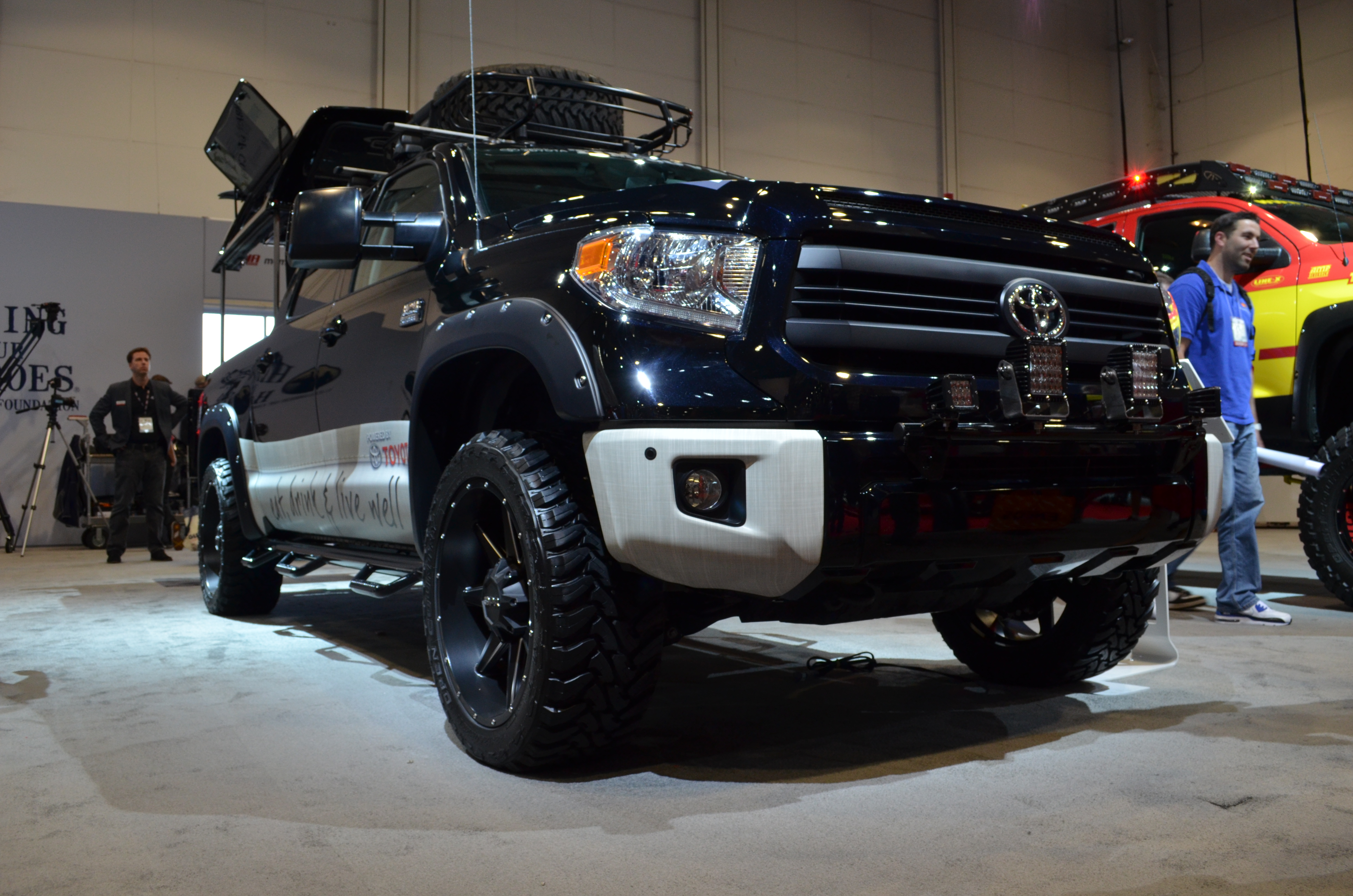 Bmw Ultimate Care >> Toyota Brings Ultimate Tailgating Truck to SEMA » AutoGuide.com News