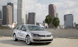 Five-Point Inspection: Volkswagen Passat HyMotion Research Vehicle
