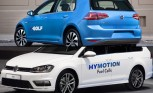 Volkswagen Sees Future in Hydrogen and Battery-Electric Vehicles