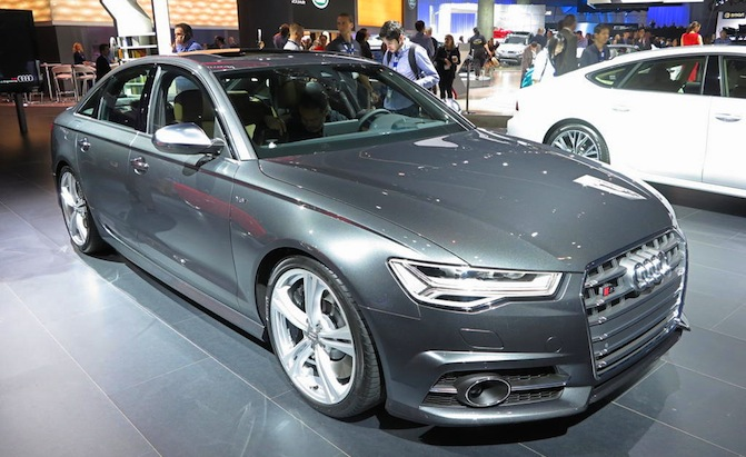 2016 Audi A6, A7 Make Official Debut In LA