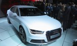 Audi A7 h-tron Proves Hydrogen-Powered Cars Can Look Good