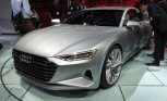 Audi Prologue Concept Previews the Shape of Things to Come