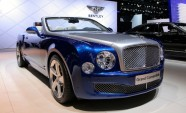 Bentley Grand Convertible Outclasses Other Open Tops